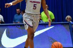 NCAA Women's Basketball; UConn vs. Seton Hall - Photo # 124