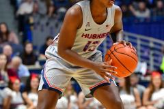 NCAA Women's Basketball; UConn vs. Seton Hall - Photo # 126