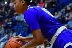 NCAA Women's Basketball; UConn vs. Seton Hall - Photo # 131