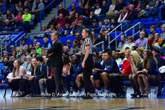 NCAA Women's Basketball; UConn vs. Seton Hall - Photo # 137
