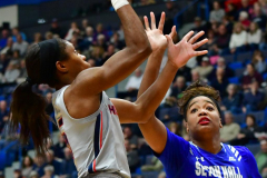 NCAA Women's Basketball; UConn vs. Seton Hall - Photo # 141