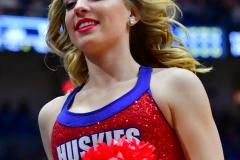 NCAA Women's Basketball; UConn vs. Seton Hall - Photo # 149