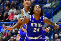 NCAA Women's Basketball; UConn vs. Seton Hall - Photo # 155