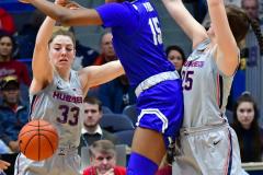 NCAA Women's Basketball; UConn vs. Seton Hall - Photo # 158