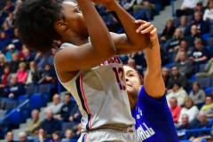 NCAA Women's Basketball; UConn vs. Seton Hall - Photo # 161