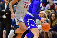NCAA Women's Basketball; UConn vs. Seton Hall - Photo # 166