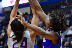 NCAA Women's Basketball; UConn vs. Seton Hall - Photo # 167