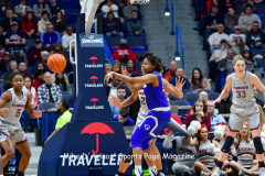 NCAA Women's Basketball; UConn vs. Seton Hall - Photo # 168