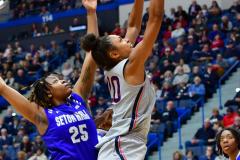 NCAA Women's Basketball; UConn vs. Seton Hall - Photo # 176
