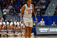 NCAA Women's Basketball; UConn vs. Seton Hall - Photo # 177