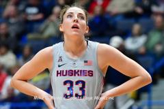 NCAA Women's Basketball; UConn vs. Seton Hall - Photo # 181