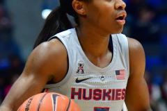 NCAA Women's Basketball; UConn vs. Seton Hall - Photo # 204