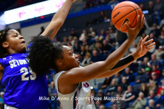 NCAA Women's Basketball; UConn vs. Seton Hall - Photo # 216