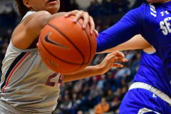 NCAA Women's Basketball; UConn vs. Seton Hall - Photo # 222