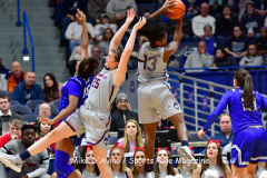 NCAA Women's Basketball; UConn vs. Seton Hall - Photo # 225
