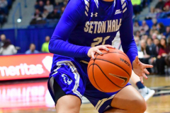 NCAA Women's Basketball; UConn vs. Seton Hall - Photo # 229