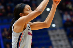 NCAA Women's Basketball; UConn vs. Seton Hall - Photo # 234