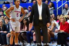NCAA Women's Basketball; UConn vs. Seton Hall - Photo # 237