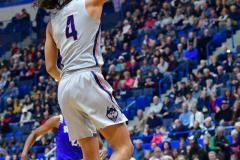NCAA Women's Basketball; UConn vs. Seton Hall - Photo # 246