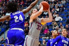 NCAA Women's Basketball; UConn vs. Seton Hall - Photo # 248