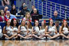 NCAA Women's Basketball; UConn vs. Seton Hall - Photo # 254