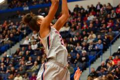 NCAA Women's Basketball; UConn vs. Seton Hall - Photo # 271