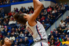 NCAA Women's Basketball; UConn vs. Seton Hall - Photo # 274