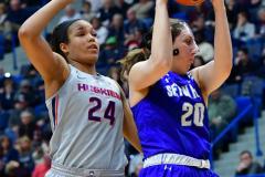 NCAA Women's Basketball; UConn vs. Seton Hall - Photo # 278
