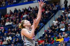 NCAA Women's Basketball; UConn vs. Seton Hall - Photo # 285