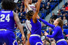 NCAA Women's Basketball; UConn vs. Seton Hall - Photo # 294