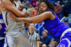 NCAA Women's Basketball; UConn vs. Seton Hall - Photo # 304