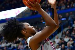 NCAA Women's Basketball; UConn vs. Seton Hall - Photo # 312