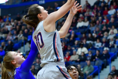 NCAA Women's Basketball; UConn vs. Seton Hall - Photo # 321