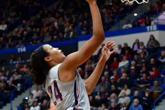 NCAA Women's Basketball; UConn vs. Seton Hall - Photo # 334