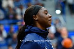 NCAA Women's Basketball; UConn vs. Seton Hall - Photo # 343