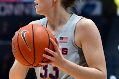 NCAA Women's Basketball; UConn vs. Seton Hall - Photo # 363