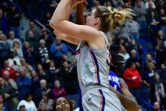 NCAA Women's Basketball; UConn vs. Seton Hall - Photo # 369