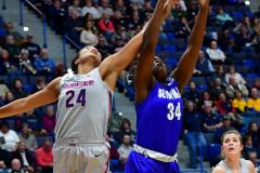 NCAA Women's Basketball; UConn vs. Seton Hall - Photo # 374