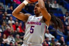 NCAA Women's Basketball; UConn vs. Seton Hall - Photo # 380