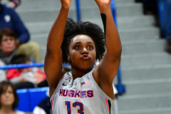 NCAA Women's Basketball; UConn vs. Seton Hall - Photo # 387