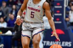 NCAA Women's Basketball; UConn vs. Seton Hall - Photo # 409