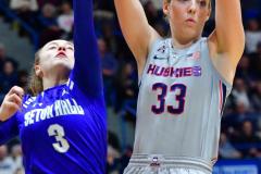 NCAA Women's Basketball; UConn vs. Seton Hall - Photo # 411