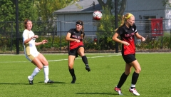 Gallery NCAA Women's Soccer: Ball State 1 vs Akron 0, Briner Sports Complex, Muncie, IN, September 25, 2016