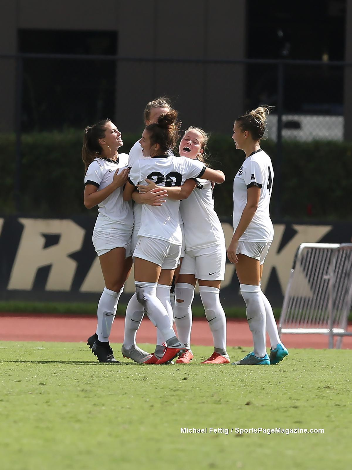 separation shoes d2cdc a0897 Gallery: NCAA Womens Soccer: UCF 2 vs Cincinnati 1 - Sports ...