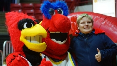 Gallery NCAA Women's Basketball: Ball State 65 vs Central Michigan 69, Worthen Arena, Muncie IN, December 30, 2017