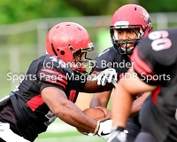 Gallery NEFL: Connecticut Panthers 14 vs. So. Maine Raging Bulls 7