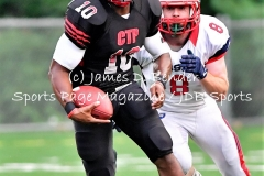 Gallery NEFL Football: CT Panthers 13 vs. Granite State Destroyers 0