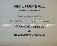 Gallery NEFL: Hartford Colts 20 vs. New Haven Venom 0