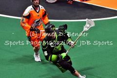 Gallery NLL Lacrosse: New England 12 vs. Saskatchewan 11