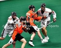 Gallery NLL Lacrosse: New England Black Wolves 13 vs. Buffalo Bandits 18